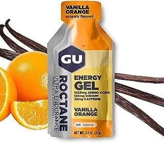 Best gu energy gel vanilla Reviews