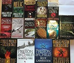 Agent Pendergast Series by Douglas Preston and Lincoln Child 15 Book Set