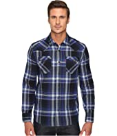 Levi's® - Albemarle Flannel Long Sleeve Woven Shirt