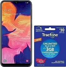 $119 » Tracfone Samsung Galaxy A10e 4G LTE Prepaid Smartphone (Locked) - Black - 32GB - SIM Card Included - CDMA - with $30 Airtime Bundle