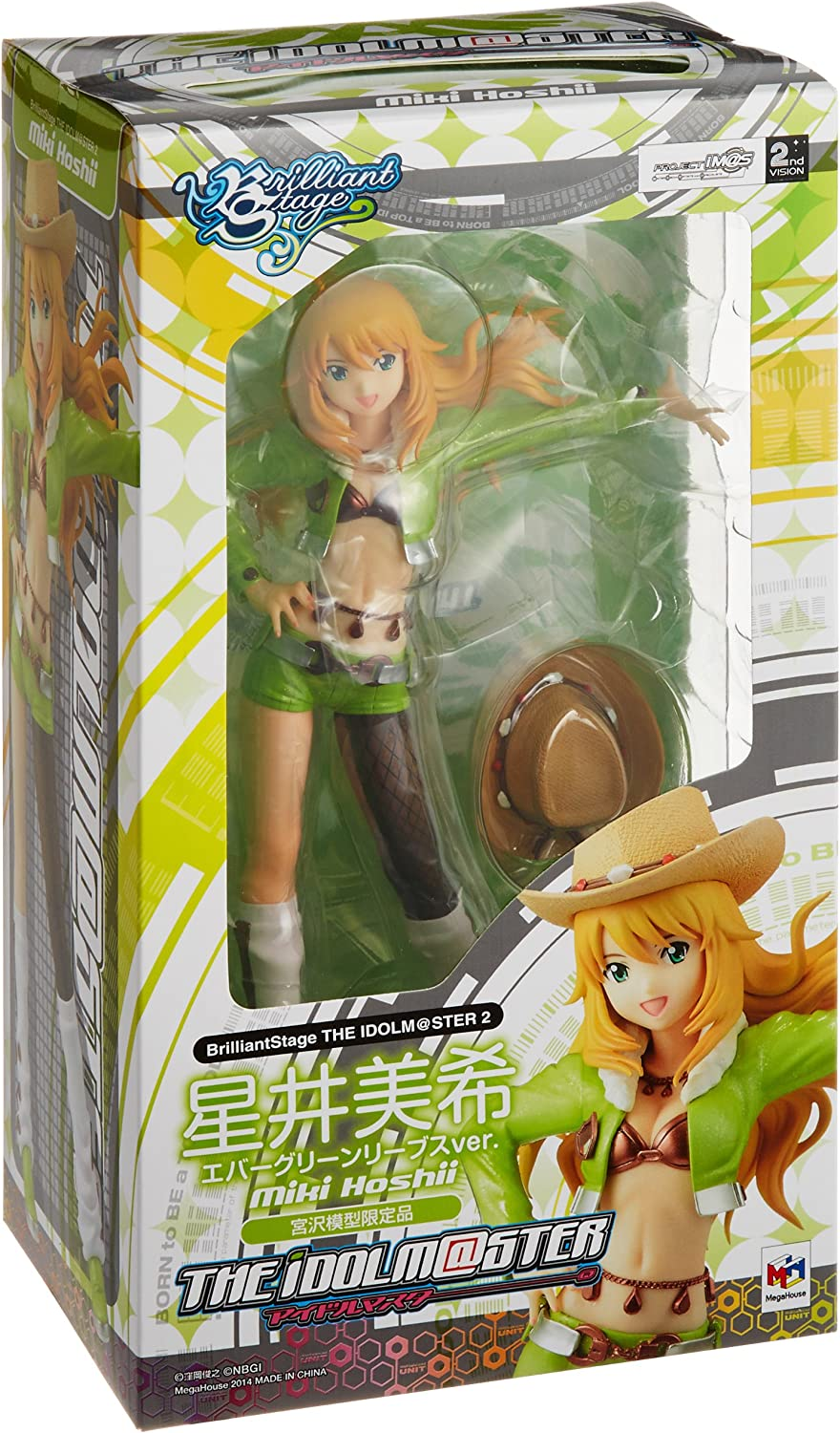 Idol Master 2 Miki Hoshii Evergreen Reeves ver. Miyazawa Limited (1 7Scale painted finished goods)