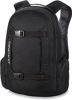 dakine mission backpack black