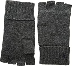 Wool Blend Fingerless Gloves