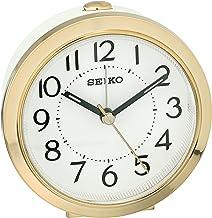 ساعة منبه مضيئة بجانب السرير من سيكو قياس واحد QHE146GLH
