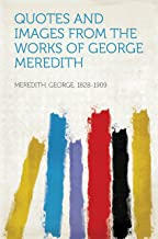 Best george meredith quotes Reviews