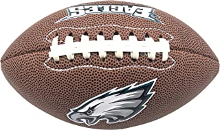 RAWLINGS NFL Philadelphia Eagles OS PDQ Air It Out Football, Youth Size