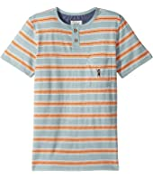 Lucky Brand Kids - Long Beach Henley Top (Big Kids)