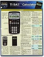 TI BA 2 Plus Calculator (Quick Study Business)