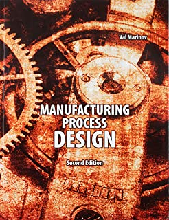 Manufacturing Process Design