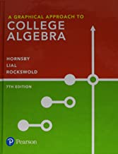 Best a graphical approach to college algebra 7th edition Reviews