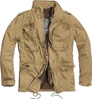 Brandit Men's M-65 Giant Jacket Camel