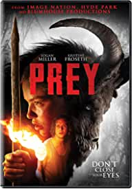 Experience PREY, starring Logan Miller and Kristine Froseth, On Digital Now and on DVD Nov. 5 from Cinedigm