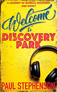 Welcome to Discovery Park (Musical Waffle Book 1)