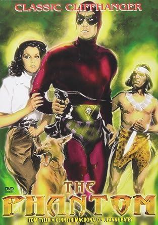 Amazon.com: The Phantom - Serial : Tom Tyler, Jeanne Bates, Ernie ...