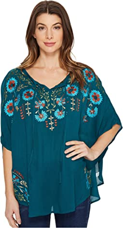 Dance Embroidered Top