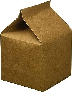 Darice Kraft Party Favor Milk Cartons, 24 Piece