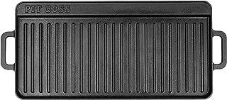 شبكة حديد صلب 68007 من بت بوس، مقاس 25.4 سم × 50.8 سم، باللون الأسود
