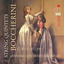Boccherini: String Quintets G 249 & G 337 - 339