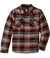 O'Neill Kids - Butler Flannel Woven (Toddler/Little Kids)