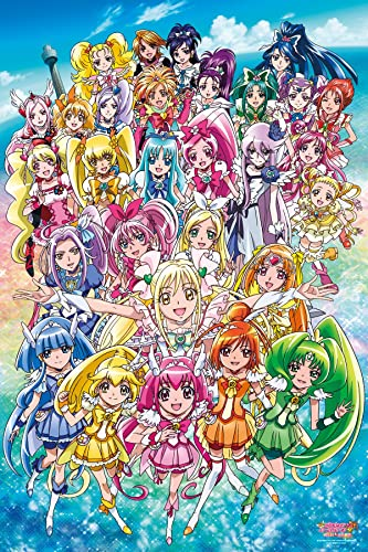 ventas en linea Pretty Pretty Pretty Cure All Stars New Stage Puzzle (Anime Toy) [Toy] (japan import)  descuento de ventas en línea