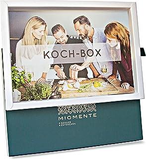 Miomente KOCH-Box: Kochkurs-Gutschein - Geschenk-Idee Erlebn