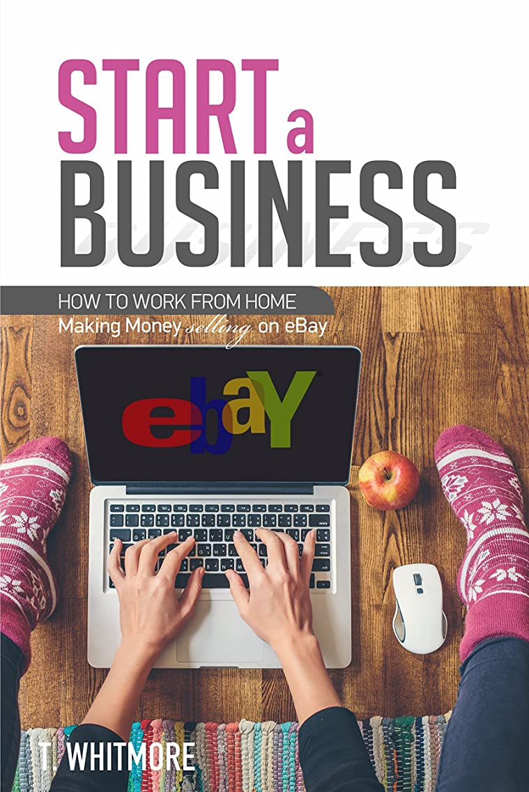 How to Start a Business: How to Work from Home Making Money Selling on eBay (English Edition)