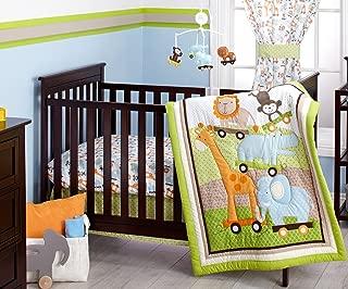 Little Bedding Crib Bedding Set, Critter Pals