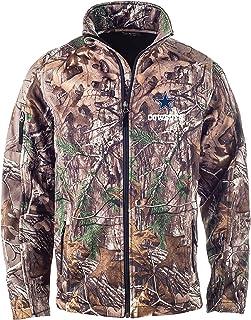 d776274a Dunbrooke Apparel NFL Huntsman Realtree Xtra Camoflauge Softshell Jacket