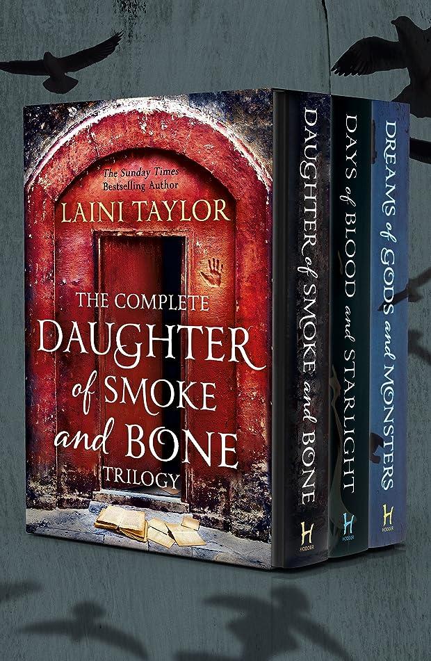 はい障害羊の服を着た狼The Complete Daughter of Smoke and Bone Trilogy (English Edition)