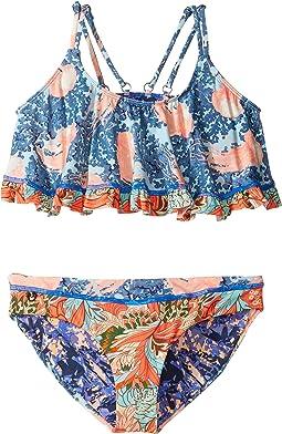 Miss Jellyfish Bikini Set (Toddler/Little Kids/Big Kids)