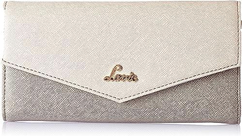 Naima Large 3C Bi Fold Women s Wallet Dk Grey