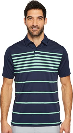 Under Armour Golf - CoolSwtich Brassie Stripe Shirt