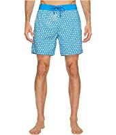 Mr. Swim - Octagon Printed Chuck Boardshorts