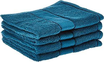 Panache Exports Utopia - Soft Hand Towel, Teal Blue, 40 cm x 70 cm, PESOFHAN01
