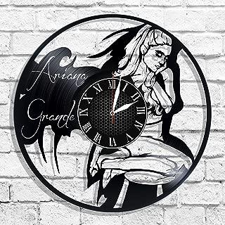 Ariana Grande singer design wall clock, Ariana Grande wall poster