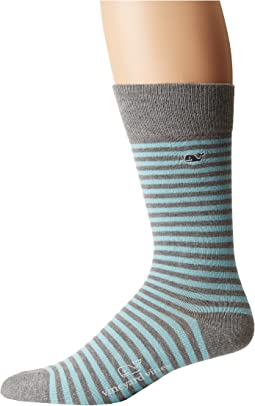 Vineyard Vines - Fine Stripe Socks