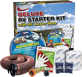 Valterra K88108 Deluxe RV Accessory Starter Kit with Pure Power
