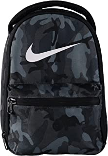 Nike Contrast Insulated Tote Lunch Bag (Grey Camo)