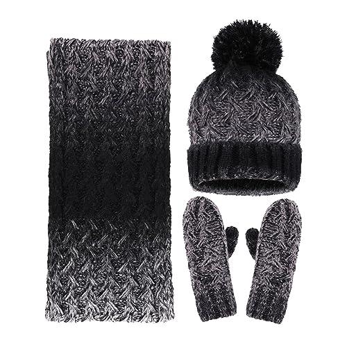 f566cebfe4c54 Arctic Paw Adult 3 Piece Winter Bundle - Hat