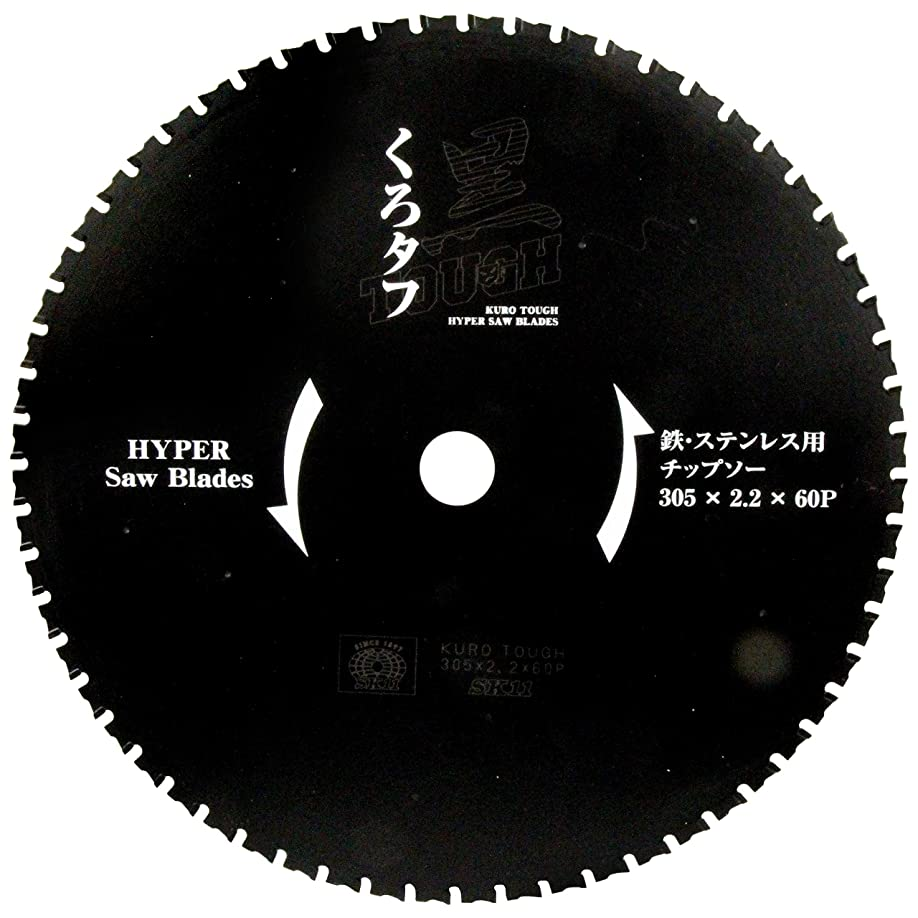 義務づける広告主いつSK11 黒タフ 鉄ステンレス用チップソー 305x2.2x60P