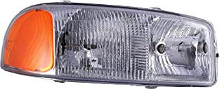 Dorman 1590131 Passenger Side Headlight Assembly For Select GMC Models