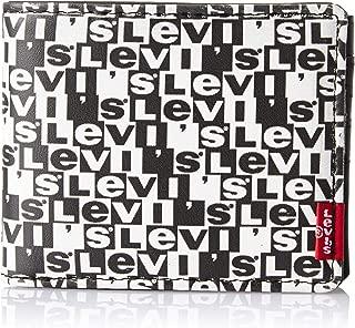 Levi's White Men's Wallet (37541-0167)