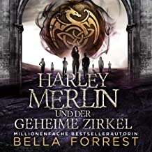 Harley Merlin und der geheime Zirkel [Harley Merlin and the Secret Coven]: Harley Merlin, Serie 1