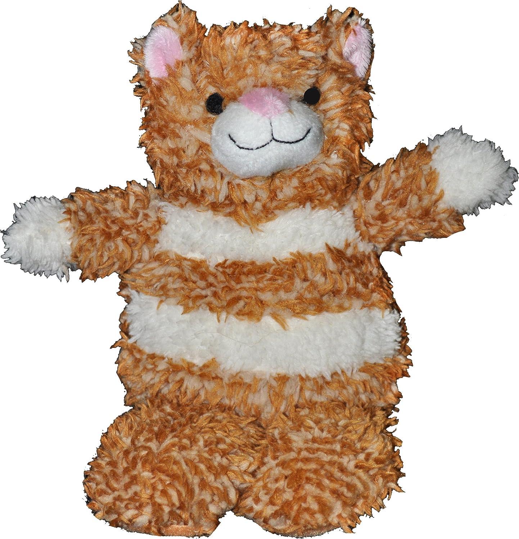 Patchwork Pet Best Buds Cat 9Inch Squeak Toy