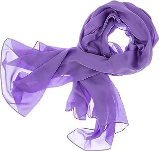 DOLCE ABBRACCIO by RiemTEX Schal Damen LADY SUNSHINE Seidentuch Tücher mit hohem Seidenanteil Pashmina Stola Tuch Halstuch Kopftuch Damen Seidenschal Elegante Schals