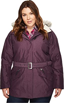 Columbia - Plus Size Carson Pass II Jacket