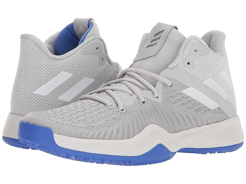 adidas Mad Bounce (Grey 2/Grey 1/Grey 3) Men
