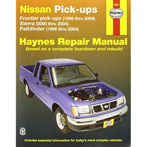 Repair Manual for Nissan: Amazon com