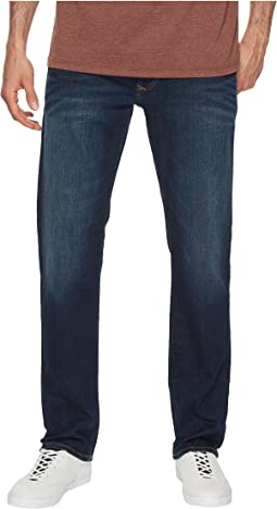 Tommy Jeans - Ryan Straight Fit Jeans in Dark Comfort Stretch