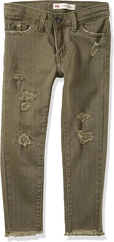 Levi's Girls' Super Boston Mall Fit Skinny Jeans Max 42% OFF